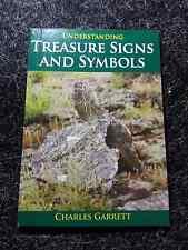 TREASURE SIGNS / SYMBOLS metal detecting DETECTOR BOOK by Charles Garrett