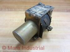 Square D 9055-NO-109 Magnetic Relay 9055-N0-109 - Used