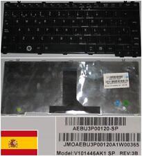 Clavier Qwerty Espagnol TOSHIBA Satellite T135 T135D M900 V101446AK1 AEBU3P00120