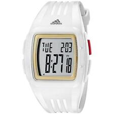 Adidas SPRING 2015 Men's & Women's 51 mm White Rubber Rubber Case Watch adp3157