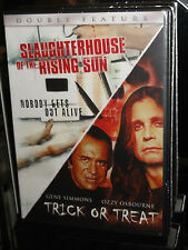 SLAUGHTERHOUSE OF THE RISING SUN - TRICK OR TREAT (DVD) #189 PICK A FREE DVD