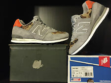 New Balance x Ball and Buck - Grey Camo US574M1 - Size 11 w/Ammo Can