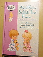 Precious Moments Book Angel Kisses And Snuggle Time Prayers