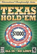 Texas Hold'em, Acceptable Video Games