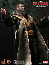 "Hot Toys Iron Man 3 The Mandarin Sixth Scale 12"" Figure Ben Kingsley Stark"