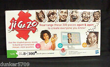 JI GA ZO PUZZLE FACTORY SEALED 300 REARRANGEABLE PIECES WITH CD ROM