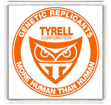TYRELL CORPORATION BLADE RUNNER FRIDGE MAGNET IMAN NEVERA