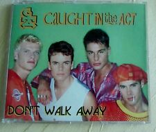 """CD Caught in the Act """"Don't Walk Away"""""""