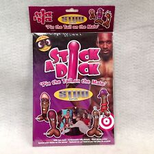 Stick A Dick Stud Edition Bachelorette Party Hen Girls Night Pin Tail Male Game