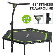 "SkyBound Premium 147/"" Trampoline Mat w// 72 V-Rings for Leisure Kingdom 1408-TB"