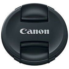 NEW Genuine CANON Lens Protector Dust Cover Snap On Lens Cap E-58II E-58 II 58mm