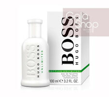 HUGO BOSS BOSS BOTTLED UNLIMITED 100ML EAU DE TOILETTE EDT PROFUMO UOMO SPRAY