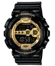 Casio G Shock * GD100GB-1 X-Large Digital Gold & Black Resin for Men COD PayPal