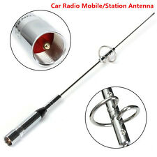 Dual Band UHF/VHF Vertical 150W Car Auto Radio Mobile/Station Antenna 144/430MHz