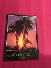 *NEW* California - Postcard