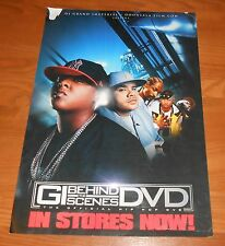 Dj Grand Imperial Ooohlala GI Behind the Scenes Poster Promo 19x13 RAP