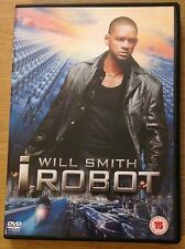 I ROBOT DVD Will Smith A.I (Region 2)