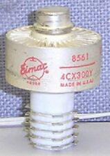 Eimac 4CX300Y/8561 400W Compact Power Tube 110 MHz