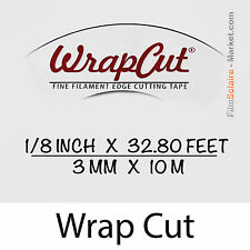 """WrapCut"" - 10m, fil de coupe film vinyl, adhésif, covering, wrap, Filament Tape"