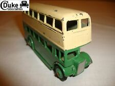 DINKY 29C DOUBLE DECKER BUS (TYPE 3 GRILLE) - GOOD