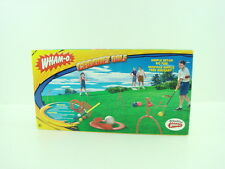 Wham-O Croquet Golf new in box 2007 Putt n Knock Club NIB Ages 5 and Up