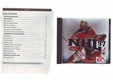 NHL 97 - EA SPORTS ICE HOCKEY - CLASSIC 1996 PC GAME WITH REF CARD - FAST POST