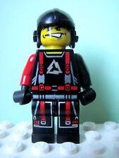 LEGO Minifig alp024 @@ Charge, Alpha Team Arctic 4743 4746