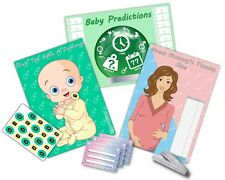 Baby Shower Party Games  /  3 GAMES  /  UNISEX  /  up to 20 players