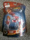 SCAN2GO action figure set LEOPATRA Fiona Ryder - NEW SEALED