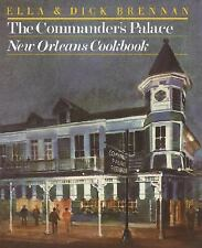 The Commander's Palace: New Orleans Cookbook-ExLibrary