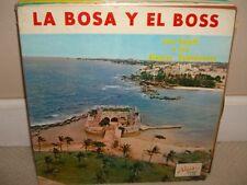 Luis Kalaff - La Bosa y El Boss - Rare LP in Great Conditions L1