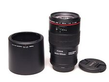 Canon EF 100 mm f/2.8 usm L IS Macro