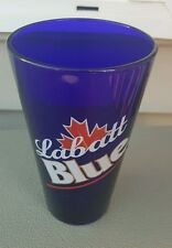 Labatt Blue Micro Pint Beer Ale Glass Canada