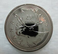 1994 CANADA 25 CENTS PROOF-LIKE COIN