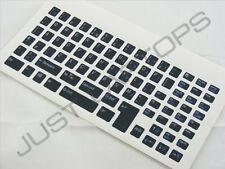 Dell Precision M60 Keyboard Matte Charcoal UK English QWERTY Overlay Stickers