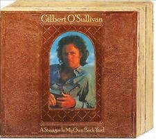 Stranger in My Own Backyard [Deluxe Edition] [Digipak] by Gilbert O'Sullivan...