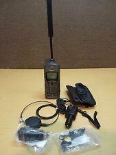 Iridium 9505A Satellite Phone bundle,Mag Antenna,DC,Headset, Leather case