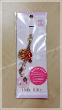 Sanrio Hello Kitty Rose Handphone/Mobile Strap