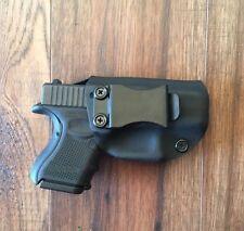 Glock 26/27/33 Inside Waistband (IWB) Holster