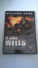 "DVD ""EL CASO WELLS"" ANDREW LAU RICHARD GERE AVRIL LAVIGNE"