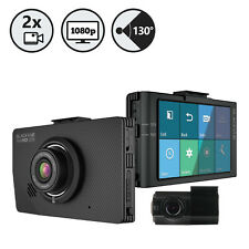 """BlackVue DR490L-2CH 32GB 2 Channel Dash Camera with 3.5"""" Touchscreen LCD"""