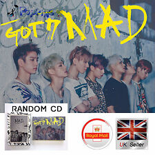 New & Genuine But Missing Seal GOT7 MAD Random CD K-POP [Never Played]