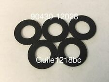 NEW 5PC TOYOTA OIL DRAIN PLUG WASHER  GASKETS 90430-12028 *FREE SHIPPING*