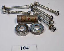 Moto Morini 350 3 1/2 - Schrauben für Bremsscheibe vorne brake disc