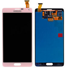 SBI Pink Samsung Galaxy Note 4 LCD Touch Screen Combo Repair SM-N910 A/T/F/V/R4