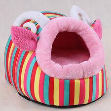 Sheep Winter Soft Fleece Warm Washable Cushion Mat Dog Cat Pet Basket Bed House