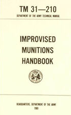 Improvised Munitions Handbook Department Of The Army Technical Manual 1969