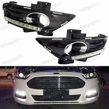 LED Daytime Running Lights DRL Fog Signal Lamps Kits For Ford Mondeo/Fusion 2013