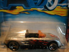 2001 MODEL SERIES N° 81 MX-48 TURBO EXTREME SPORT 1/64 HOT WHEELS IMPORT US