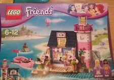 Lego friends phare